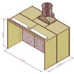 Dry Filter Booth ModelDB