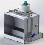Spray Booth High Efficiency Venturi System